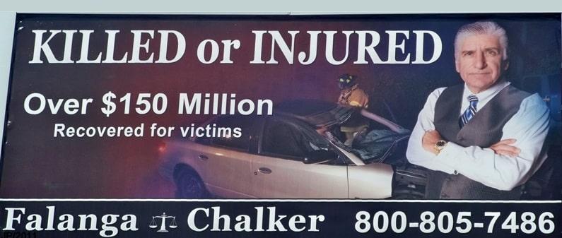 креативная реклама юридических услуг
