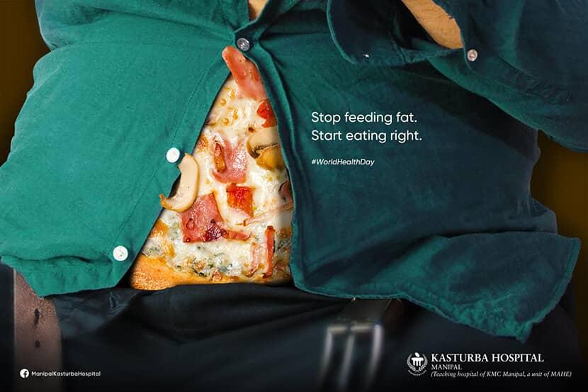 Креативная реклама медицинских услуг